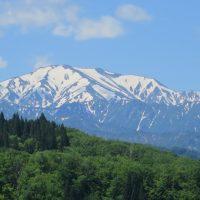田島製畳所 田島たたみ 美しい山々