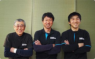 職人|株式会社田島製畳所 田島たたみ