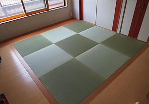 天然い草の置き畳|株式会社田島製畳所 田島たたみ