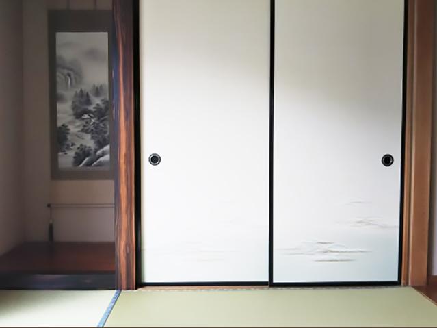 ふすま|株式会社田島製畳所 田島たたみ